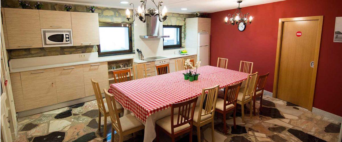 Cocina casa rural en san sebastian donostia - Cocinas san sebastian ...